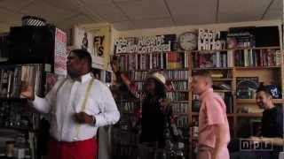 Macklemore Ryan Lewis Npr Music Tiny Desk Concert Features Same Love Thrift And Can T Hold Us