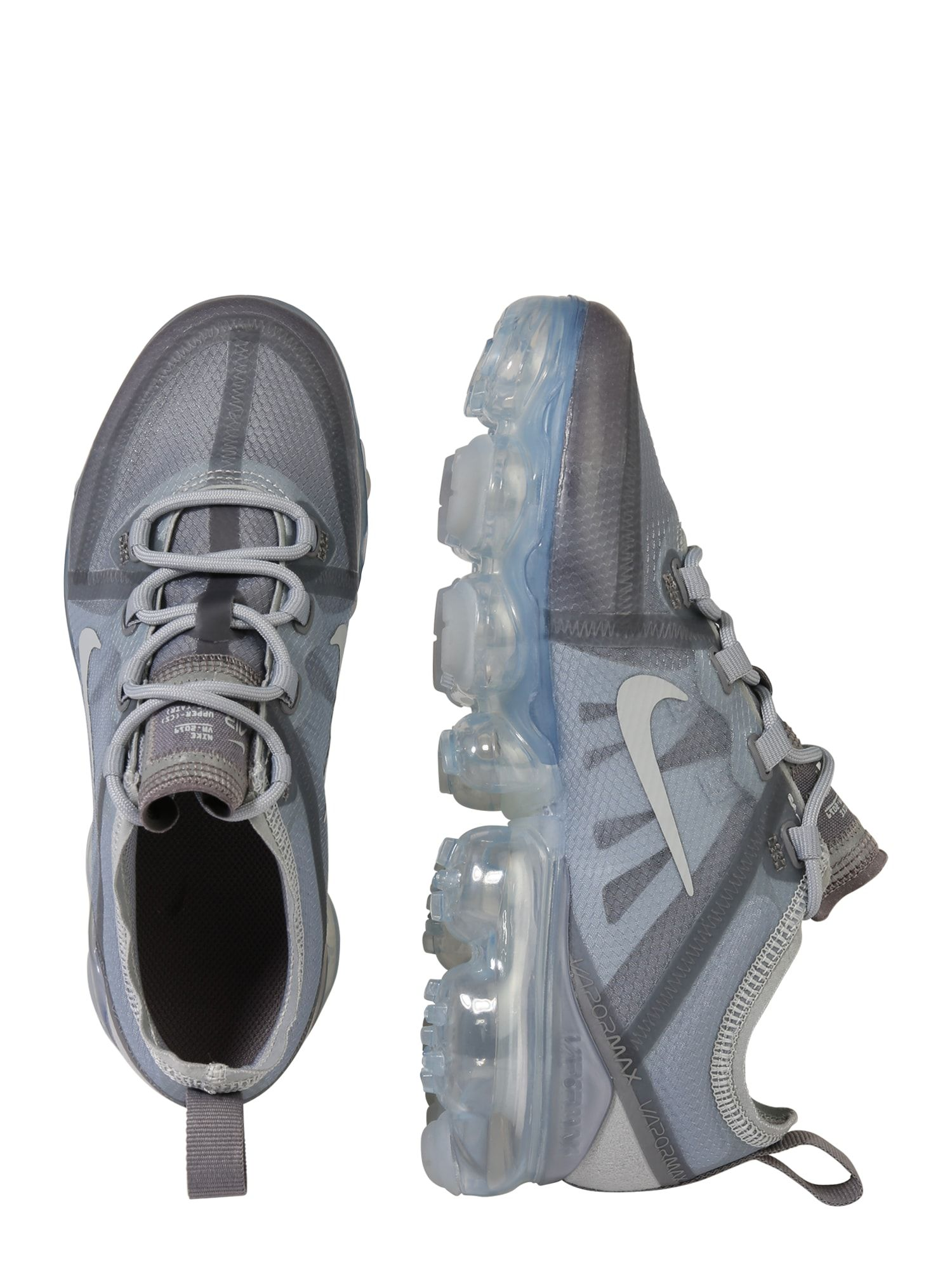 Nike Sportswear Schuhe 'Nike Air VaporMax 2019' Jungen, Grau