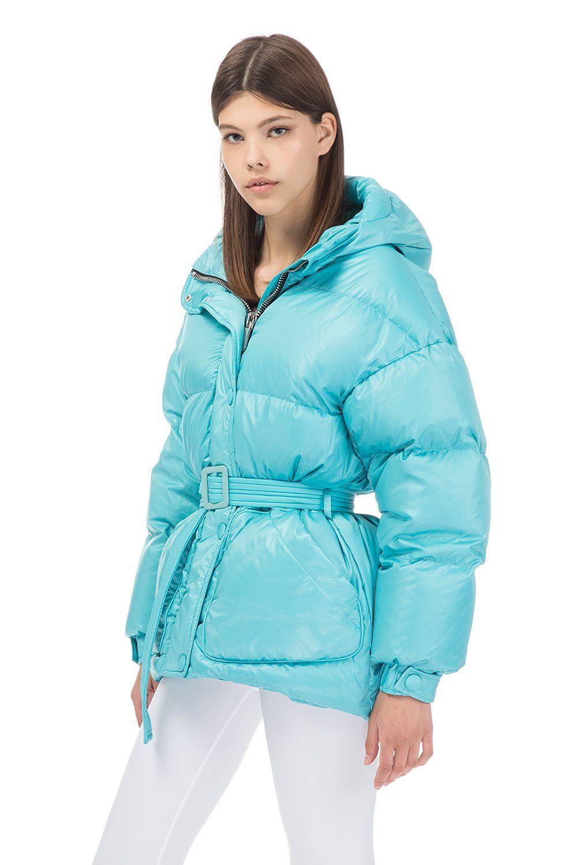 Michlin Sky Blue Jacket Ienki Ienki Women S Down Coat Blue Jacket Jackets Winter Jackets [ 1500 x 1000 Pixel ]