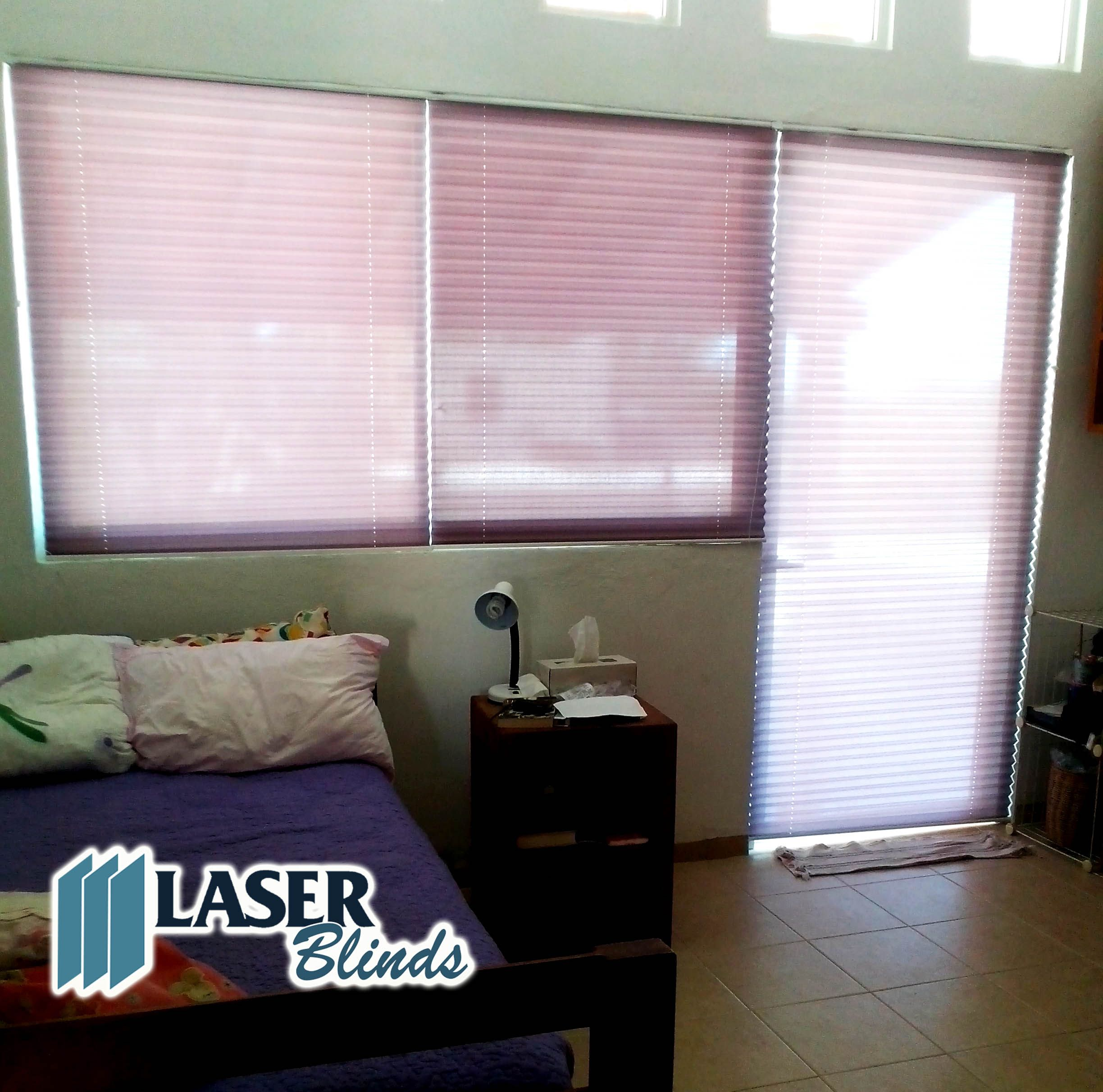 Persiana Celular traslucida decor decoracion hogar cortinas