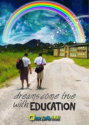 Contoh Poster Pendidikan Paling Bagus Poster Gambar Dan Kreatif