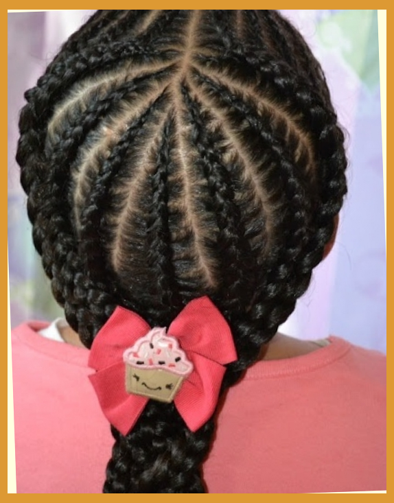 Cute Braid Styles For Girls Simple And Trendy With