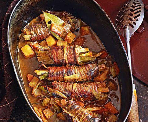 Fleischv gel mit gem se fleisch pinterest gem se for Kochen italienisch