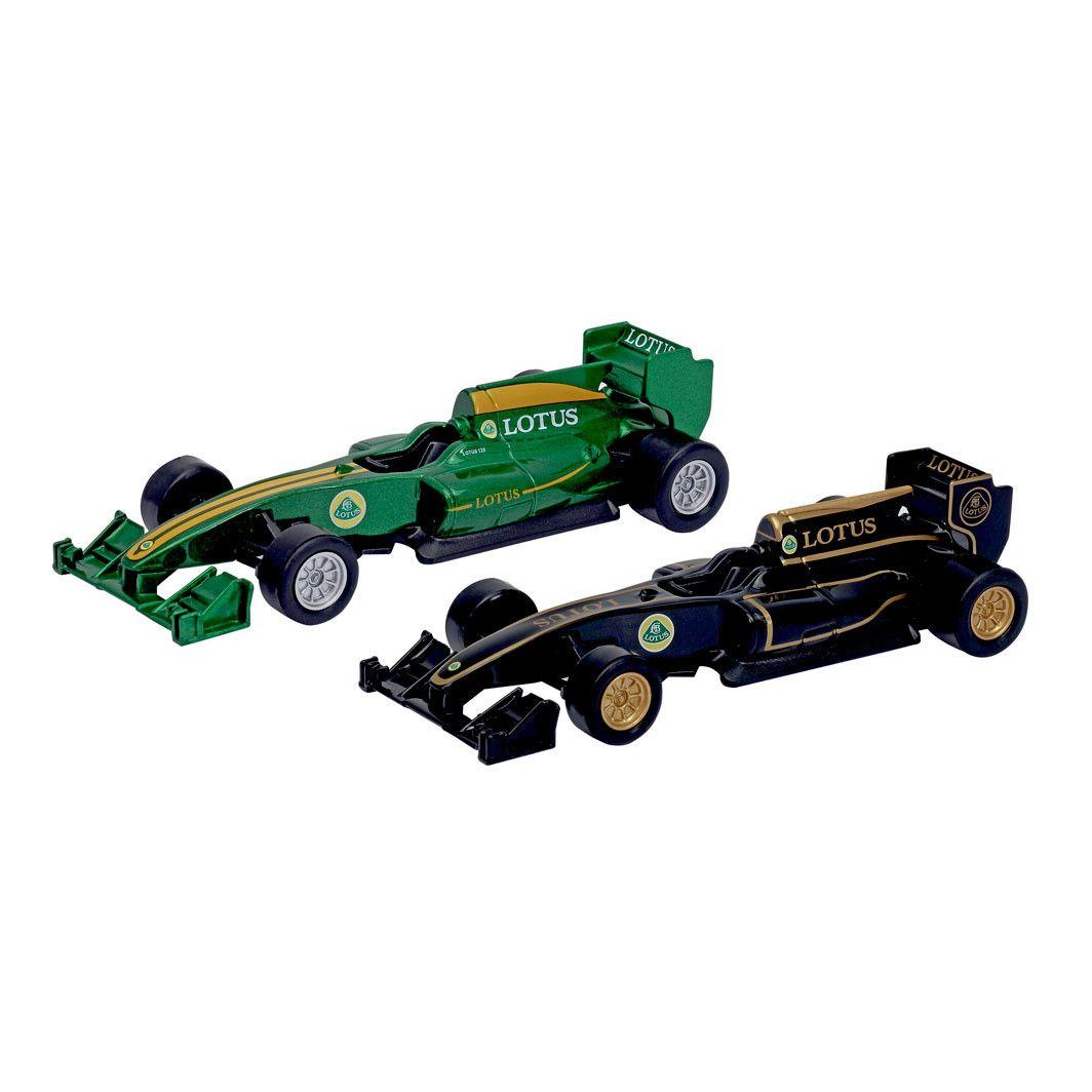 Sej Lotus racerbil i metal fra Goki. Træk bilen tilbage og giv slip - så suser den afsted. Køb her og få gratis gaveindpakning, billig fragt og hurtig levering.