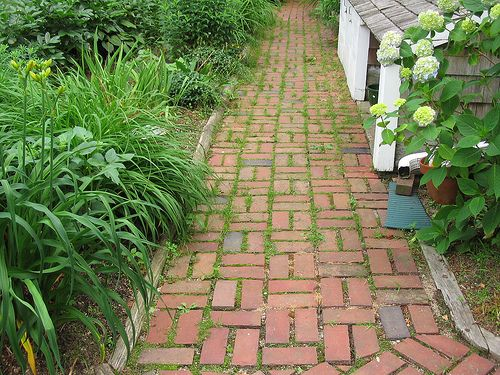 1000+ Images About Brick Walkway On Pinterest   Walkways, Formal