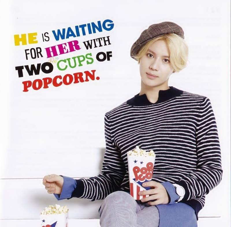 SHINee -Taemin 'I'm Your Boy' 3rd Japanese Album - Photobook, Photocards, Posters 2014