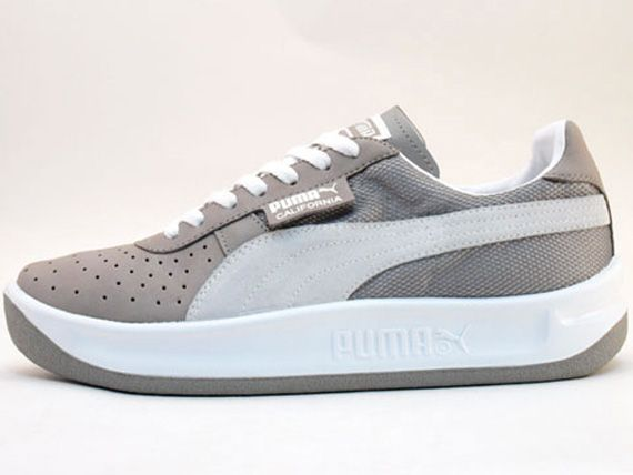Puma California - Grey - White - SneakerNews.com | Puma ...