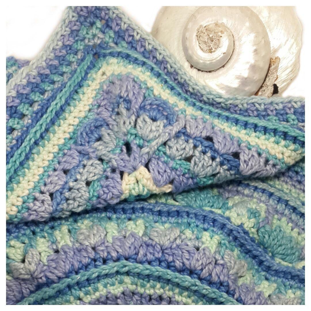 Atlanticus Crochet Along (CAL) Part 8