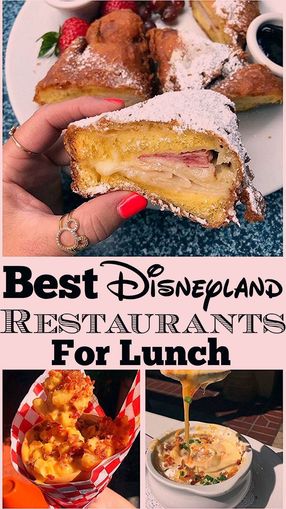 Photo of Best Disneyland Restaurants For Lunch