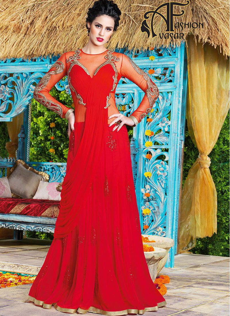 party wear dresses for ladies online shopping.Make the heads turn ...
