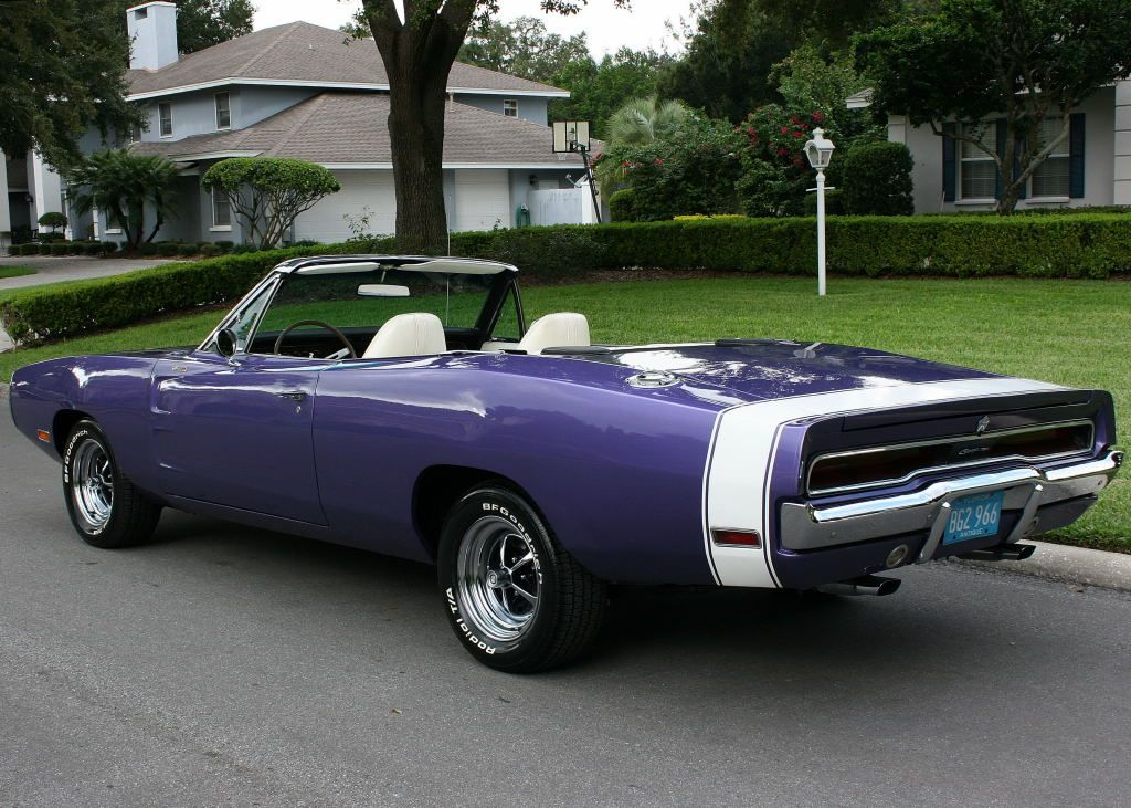 1970 Dodge Charger Convertible Maintenance/restoration of old ...