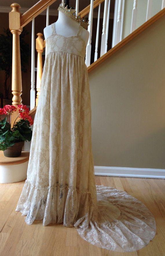 Rustic Maxi Dresses