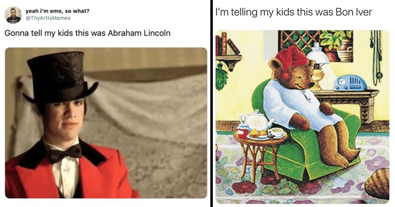 Tell Me Who Meme