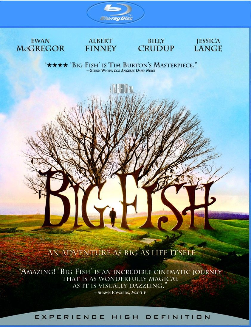 big fish edward bloom s failure as a father Big fish is a 2003 american fantasy comedy-drama film based on the 1998 novel of the same name by daniel wallace the film was directed by tim burton and stars ewan mcgregor, albert finney.