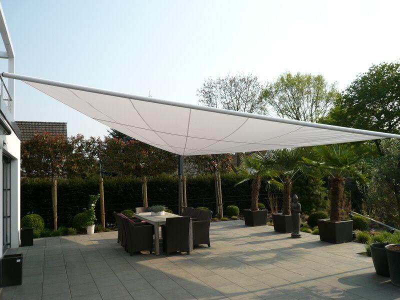 Sonnensegel aus bielefeld f r terrasse oder garten von - Dyning sonnensegel ...