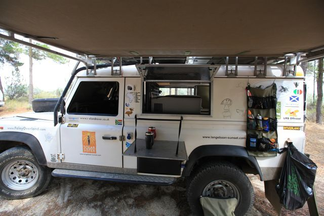 This Blog Is About Our Africa Overland Trip In A Land