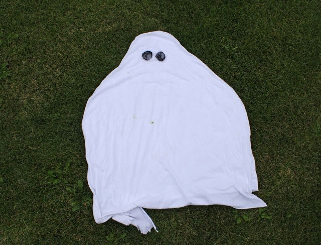 Running With Scissors Easy DIY Ghost Costume Holiday Ideas - halloween ghost costume ideas