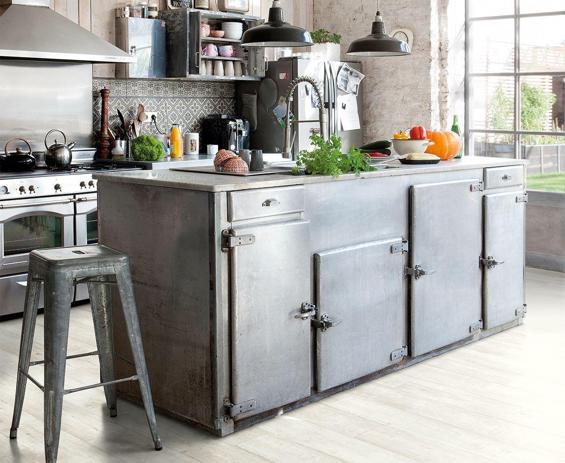 Vinyl Voor Keuken : Vloeren met betonlook nieuws startpagina voor vloerbedekking