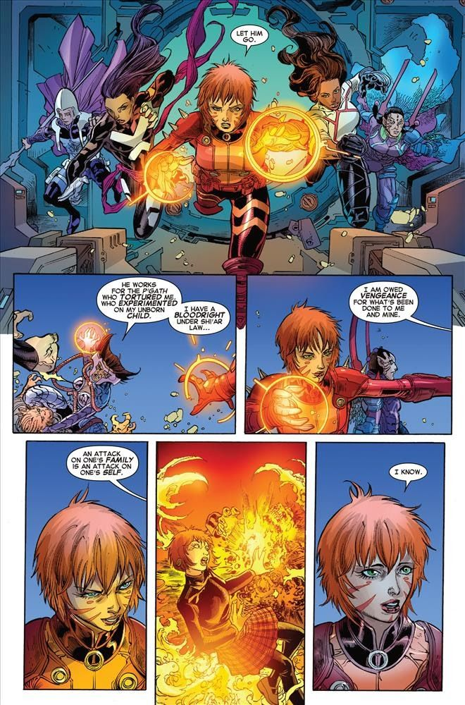 Psylocke Like A Butterfly Psylocke Xmen Comics Phoenix Marvel