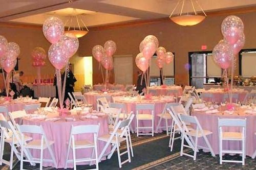 Grand Rental Station > Additional Pages > Balloons > Balloon Centerpieces
