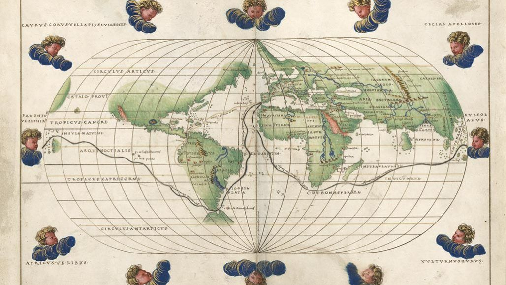 How circling the globe has evolved in the 500 years since