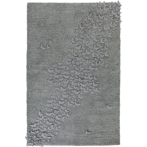 Erfly Charcoal Rug Design By Candice Olson