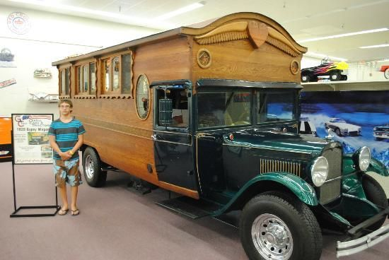 1928 Gypsy Wagon Picture Of Muscle Car City Museum Punta Gorda