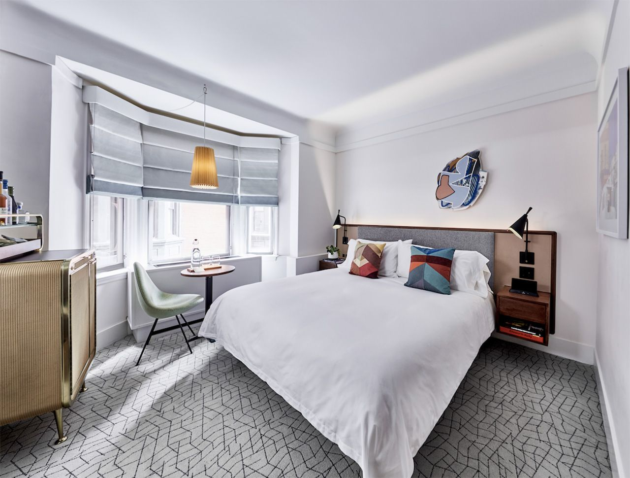 The James Hotel New York Nomad review to stay sane