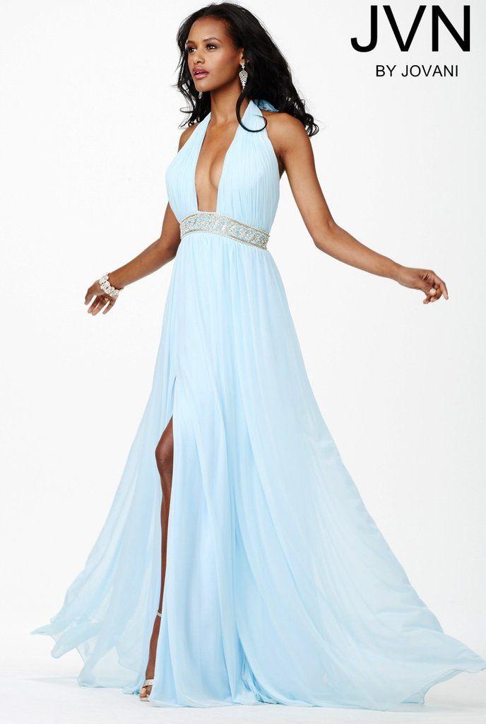1118c15717e Jvn27594 Chiffon Evening Dresses