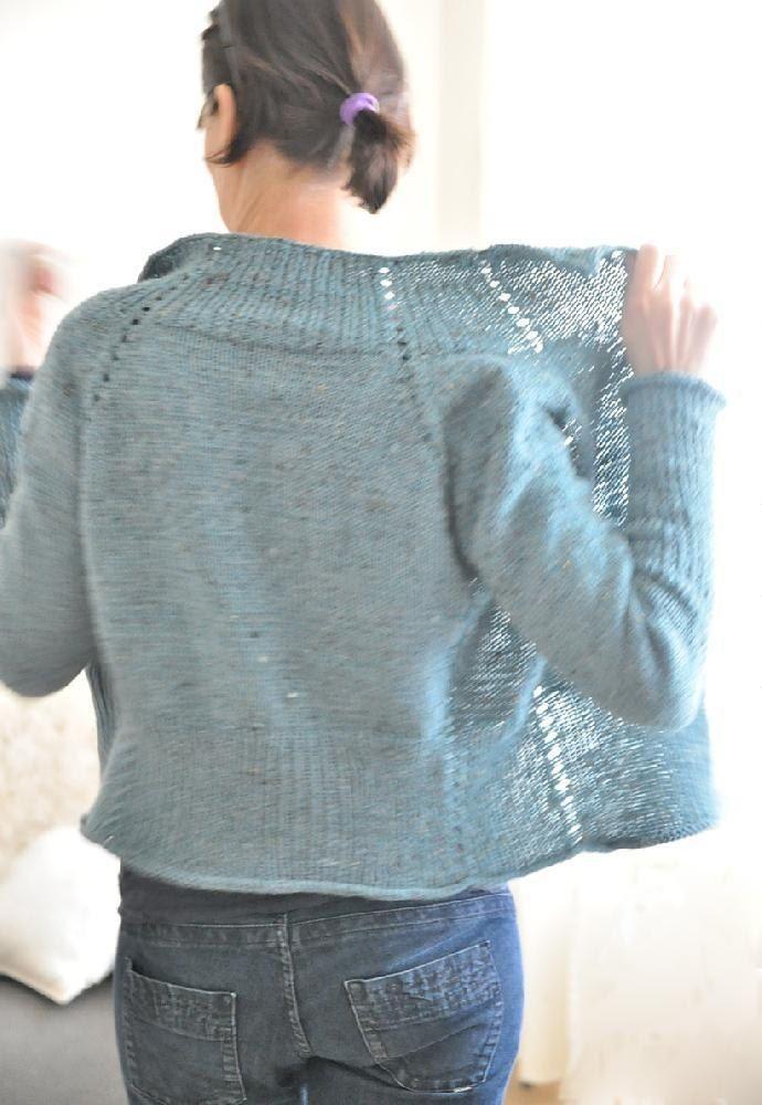 Naima Knitting pattern by ANKESTRiCK