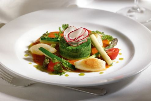 Recipe of the Month from Princess Cruises: Crustless Spinach & Potato Flan with Spicy Tomato Sauce  This looks and sounds wonderful.  It calls for a lot of ingredients as well as time so not sure I will make it, but I would maybe try it when I have a lot of time...