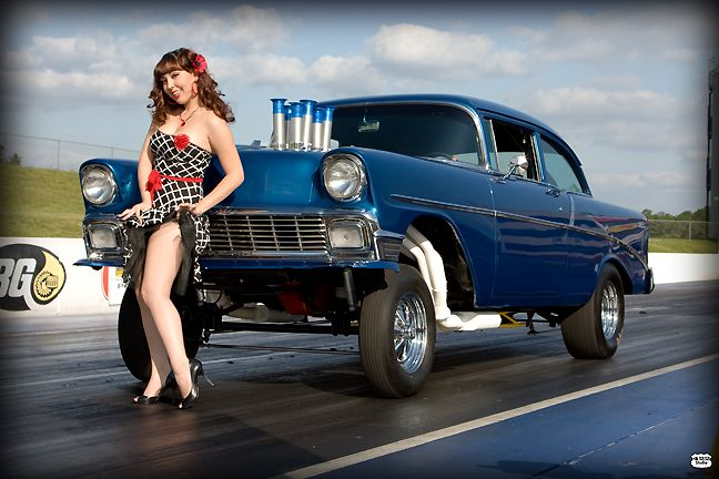 Pinups And Hotrods By Sammiesoon On Deviantart My Style