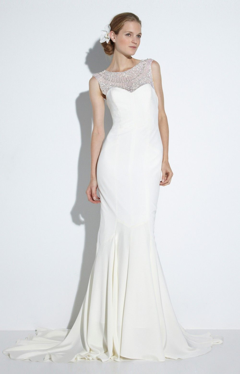 Lily Bridal Gown By Nicole Miller Www Annmeyersignatureevents