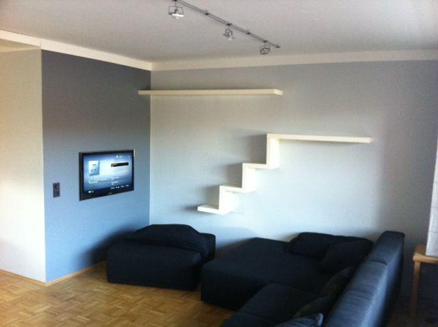 Teppich an Ikea-Catwalk anbringen ? - Katzen Forum natur deko - natur deko wohnzimmer