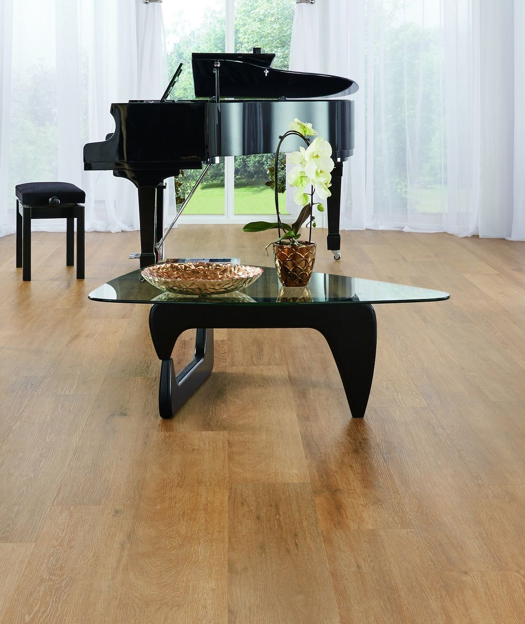 Quiet, easy fit flooring by Karndean Designflooring Korlok