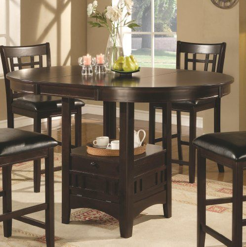 SMALL counter height dining sets Coaster Counter Height