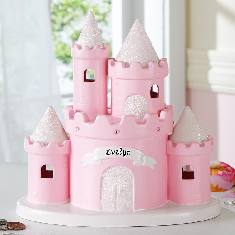 Princess castle bank princess castle nursery and kids s princess castle bank negle Choice Image
