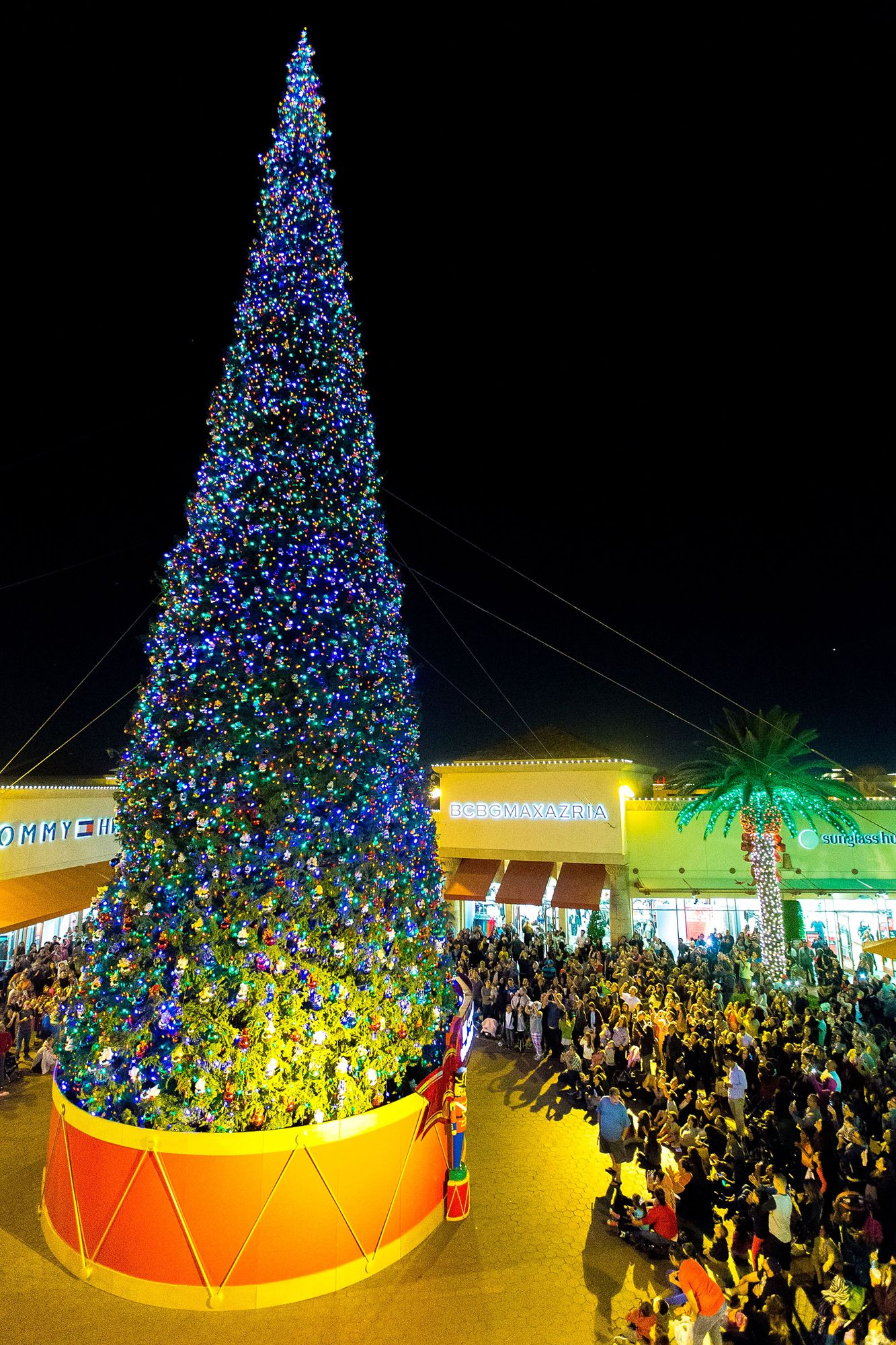 the best attitude a1b5c 34fa3 20 Of the Most Magnificent Christmas Trees Around the World ...