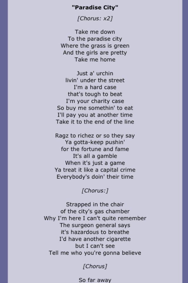 Lyric pretty girls lyrics : Guns N Roses | Song Lyrics Two | Pinterest | Guns, Songs and Music ...