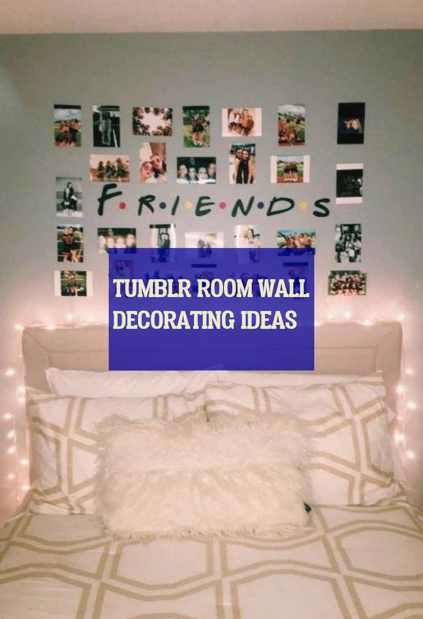 Tumblr Room Wall Decorating Ideas Tumblr Rooms Wall Decor Wall