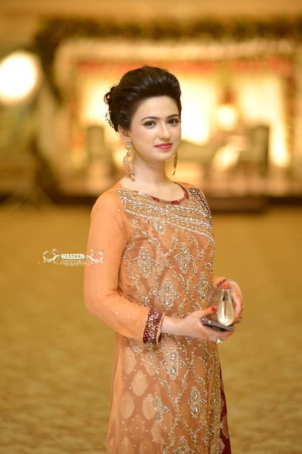 Party makeup, waseem photography