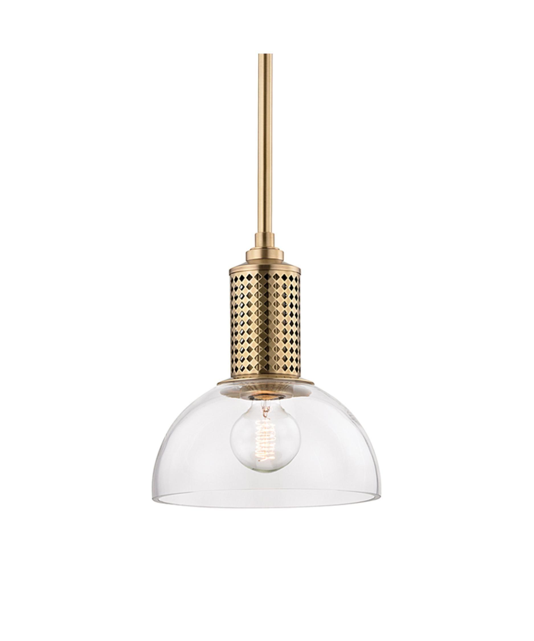 Hudson Valley 7210 Halcyon 10 Inch Mini Pendant| Capitol Lighting 1  800lighting.$ 305 US? Nice Design