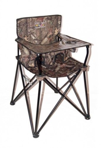 Ciao Baby Portable High Chair Multi Camo Baby Stuff