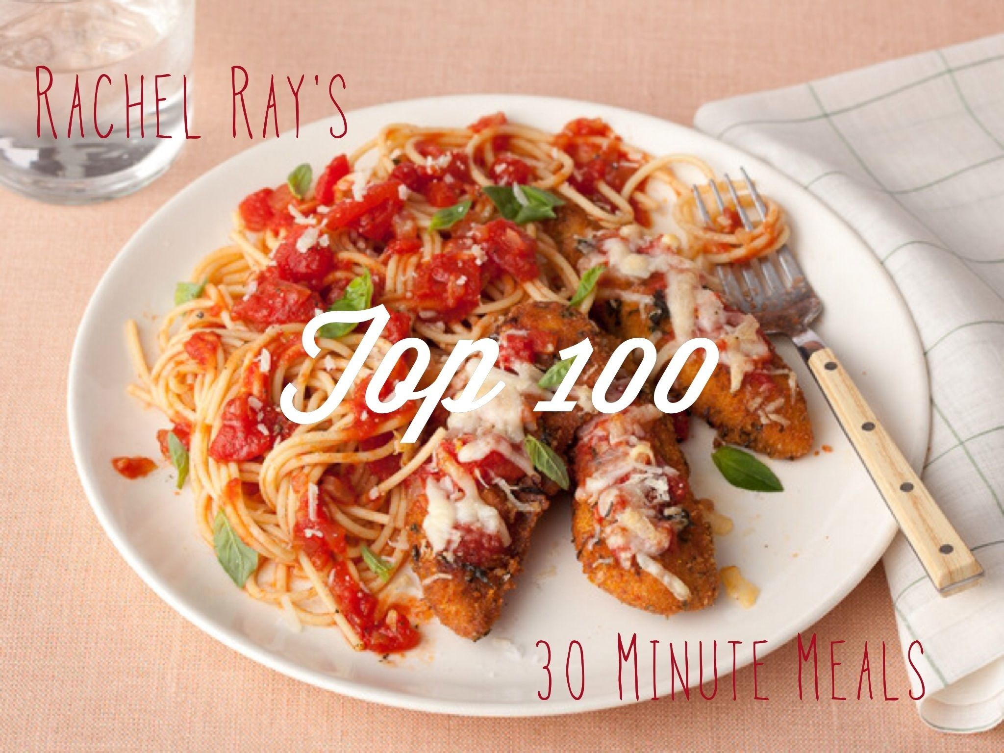 Speed scratch neapolitan recipe rachel ray recipe recipe and meals rachel rays top 100 thirty minute meals from the food network blog best recipes recipe forumfinder Choice Image