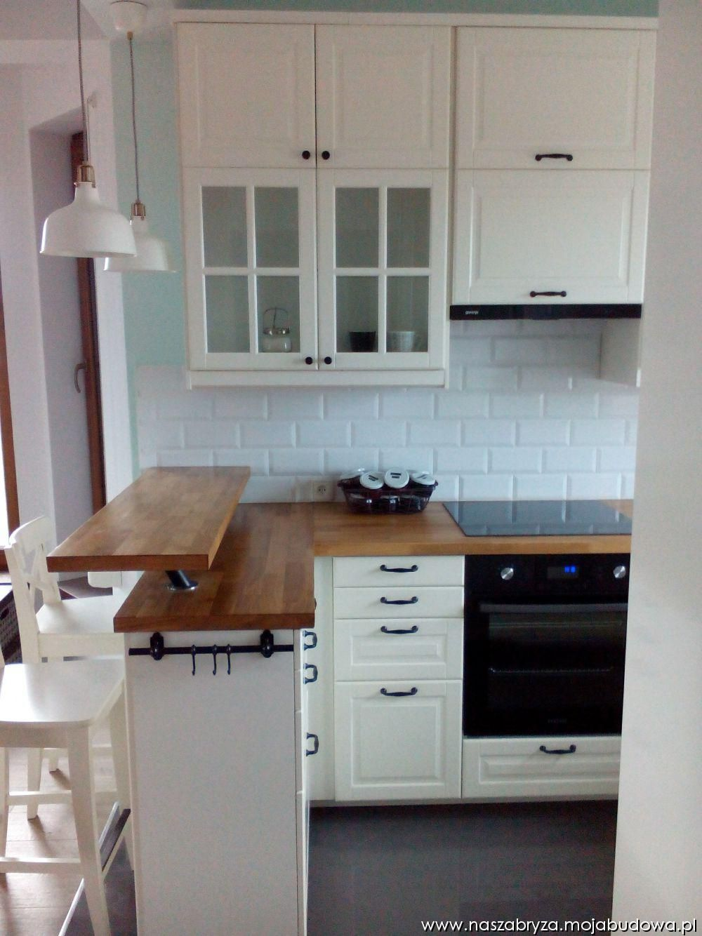 Ikea kitchens hittarp landhausstil kueche - Ikea Bodbyn Victoria This Is The Cabinet Style I Thought You Might Like At