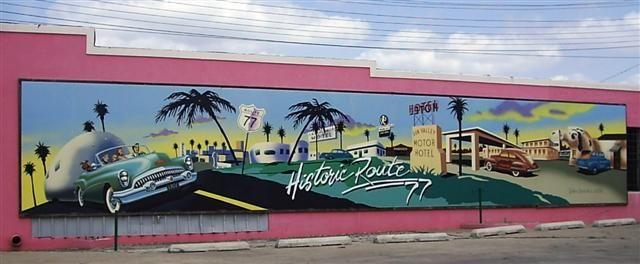 Welcome To Harlingen S Downtown Mural Travel Usa Harlingen