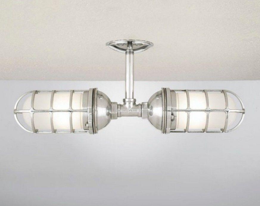 Nautical Light Fixtures Bathroom