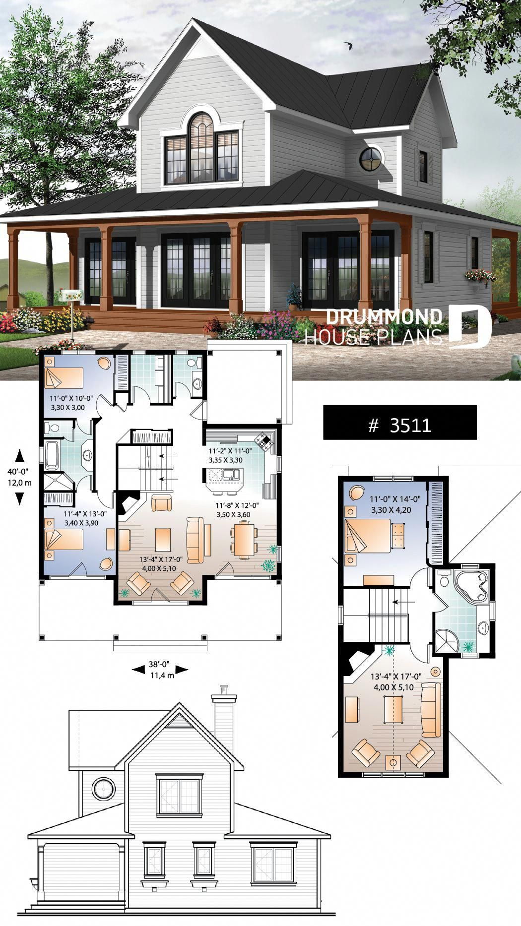 Rustic Home Design Love Rustichomedesign Family House Plans Lakefront Homes Sims House Plans
