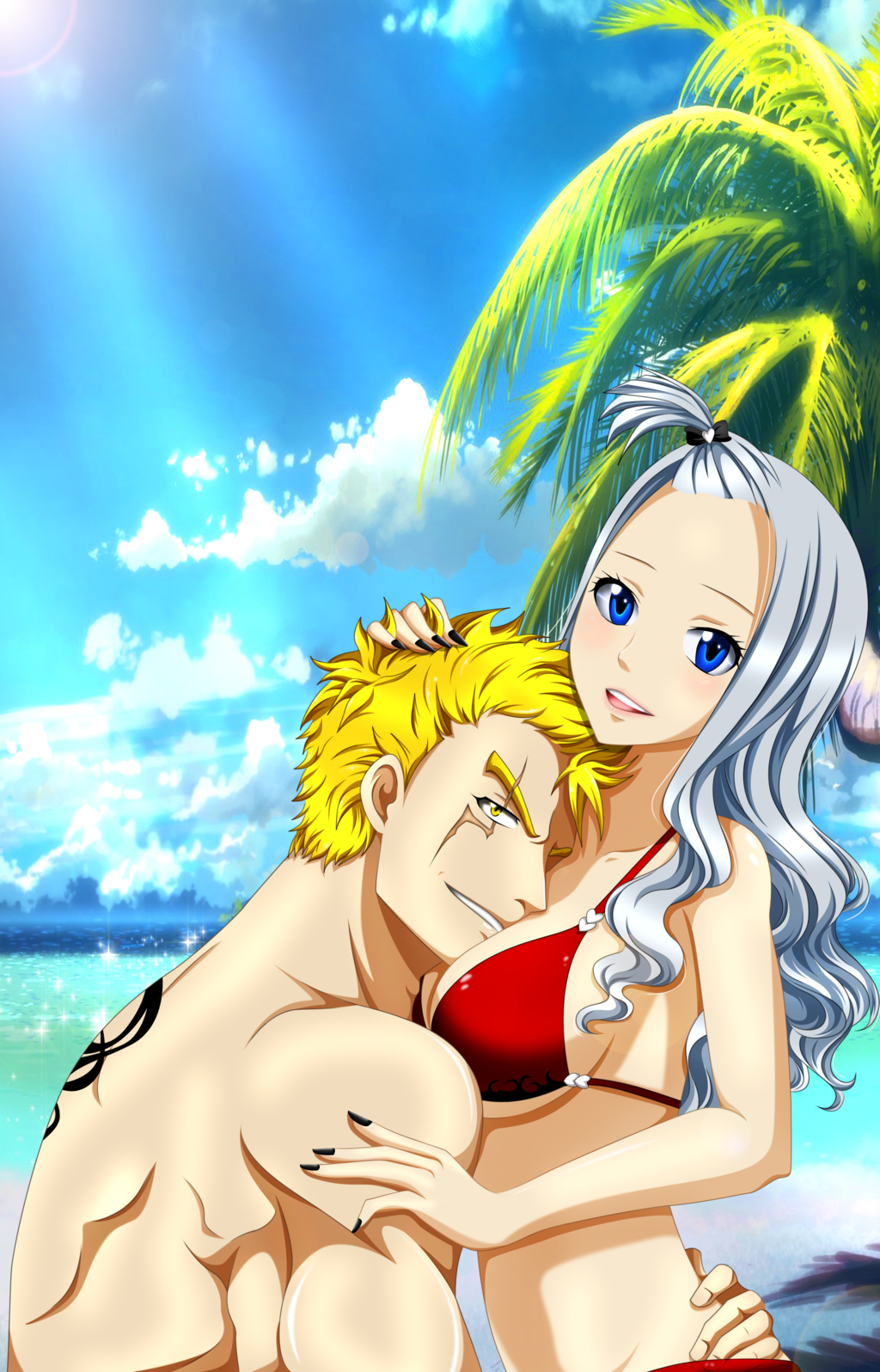 Laxus You Look So Proud Of Yourself Did You Finally Get The Girl You Want After Trying To Kill Her But Wha Fairy Tail Ships Fairy Tail Anime Fairy Tail Laxus It took a while, but elfman managed to forgive himself. fairy tail ships fairy tail anime