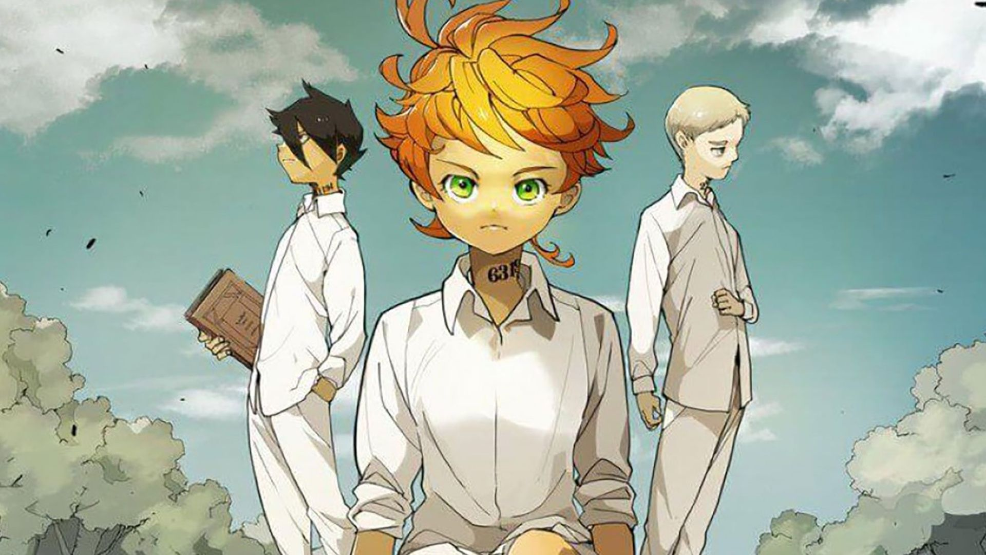 Is the promised neverland the best dark fantasy anime take our poll